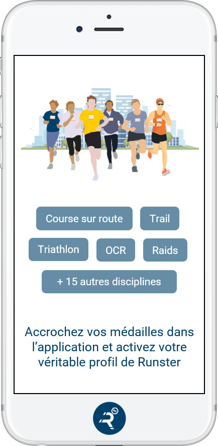 Runsterize me - Mobile App - Runster FR